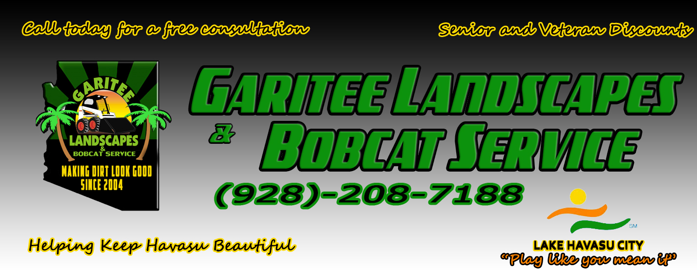 Garitee Landscaping Lake Havasu Since 2004